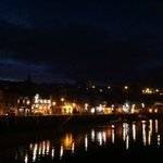 Whitby @ night