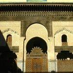 Particolare del chiosto interno  (Kairaouine Mosque)