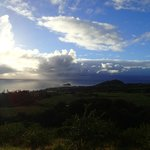 View towards Hamoa Beach