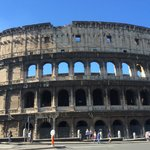 15-20 walk to the colosseum