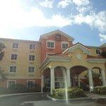Hotel parte externa
