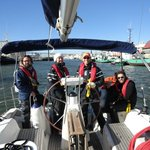 RYA training course in Lisbon, Dez 2013