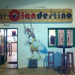 Clandestino Surf Bar