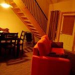 espace salon salle à manger