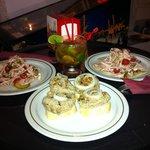 Cocina fusión española, alemana y asiática