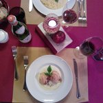 Risotto San Gimignano + Surprise from the Chief