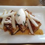French Toast Breakfast at Hopper Creek Kitchen