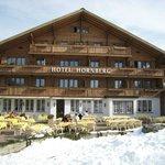 Terrace hotel-restaurant Hornberg