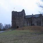 Doune Castle (the scene for Winterfell in A Song of Ice and Fire)