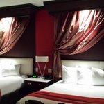 Twin Queen Beds