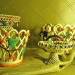 Cabinet de Faiences (Earthenware room)
