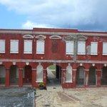 Main building - 1760