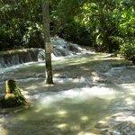 Pools at the falls