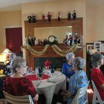Guild Members at the Holiday Luncheon