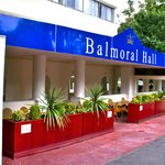 Balmoral entrance