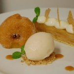 apple dessert alacarte