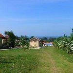 vue exterieure du bungalow