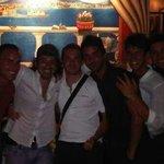 Good customers from Salento Puglia ( Italy)