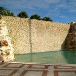 Infinity Pool near Casa Bella