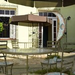 Cortile di Villa Sofia Bed & Breakfast