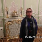 Одна из женских комнат!