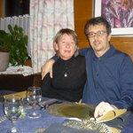 Massimo e Irina, Genova