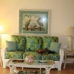 Living Room - Suite D