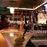 Start your visit with a dirty vodka Martini. Mmmmmm!