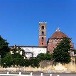 Abside di San Giovanni e Santa Reparata a Lucca