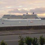 2nd Ship A Cruise liner.