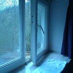 Een beeld op onze vensterbank...