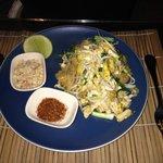 Pad Thai du restaurant de l'hôtel : les meilleures que j'ai mangé de tout mon séjour en Thailand