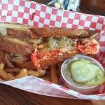 Lobster Reuben!