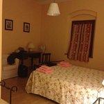 Bedroom in Edera Suite