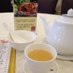 I always ask for Chinese tea