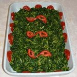 buffet verdure