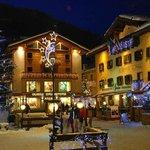 Hotel Alpina - Ristorante Garden