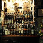 Wall Of Whiskey