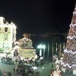 Piazzo Tasso by night