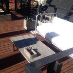 area deck