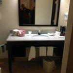 Nice new Bath vanity and sink