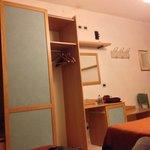 armário coletivo