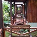 Small front veranda