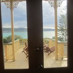 Lorne Hotel balcony