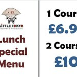 Lunch Special - really good value ^-^