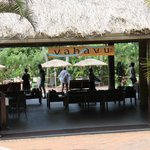 Vahavu Adults Only Pool area