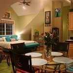 Bright, colorful & whimsical decor