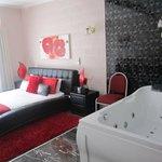 Deluxe spa suite