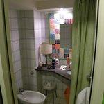 Appartamento Museo 201: il bagno