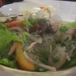 """""""Yam Woon Sen"""" - Spicy Salad with Glass Noodles"""